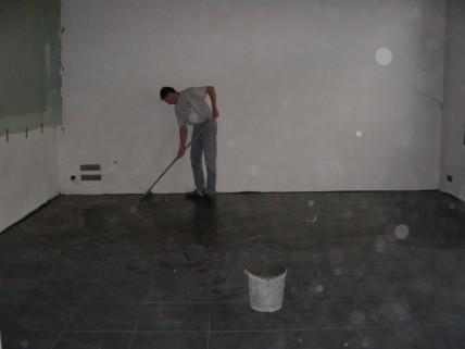 Invoegen van vloeren